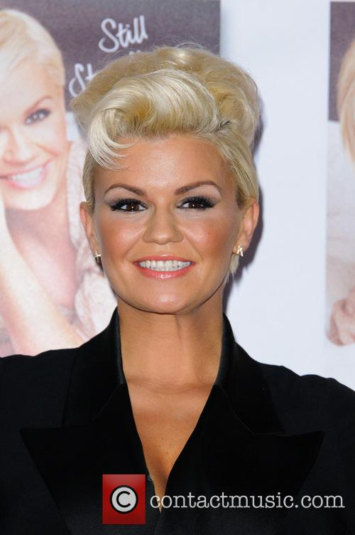 Kerry Katona, Still Standing, The Autobiography and Century Club 18