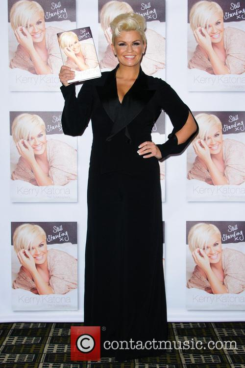 Kerry Katona, Still Standing, The Autobiography and Century Club 13