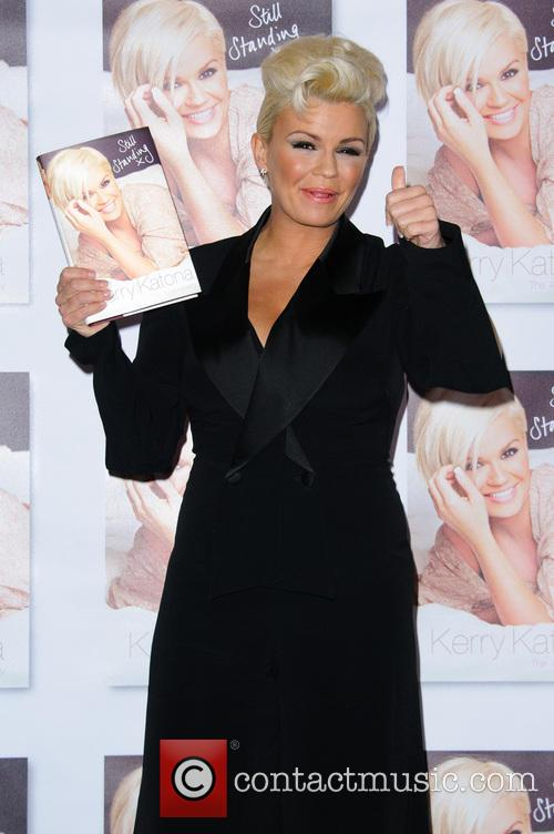 Kerry Katona, Still Standing, The Autobiography and Century Club 2