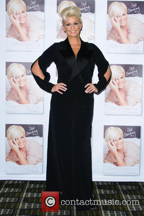 Kerry Katona, Still Standing, The Autobiography and Century Club 9