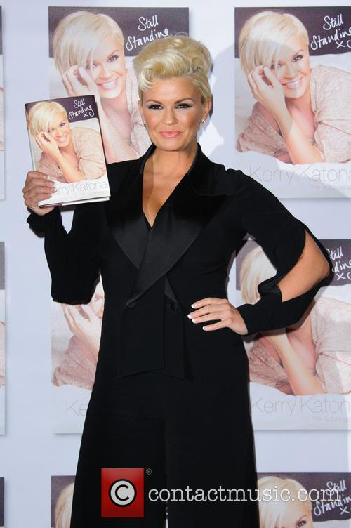 Kerry Katona, Still Standing, The Autobiography and Century Club 6