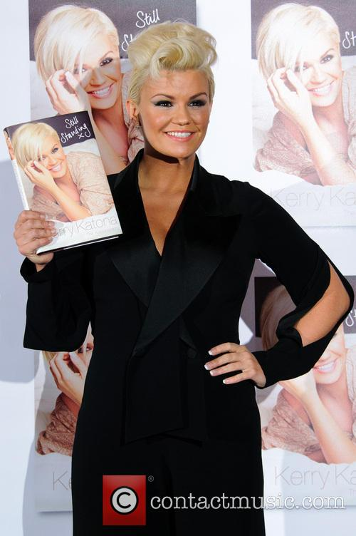 Kerry Katona, Still Standing, The Autobiography and Century Club 14