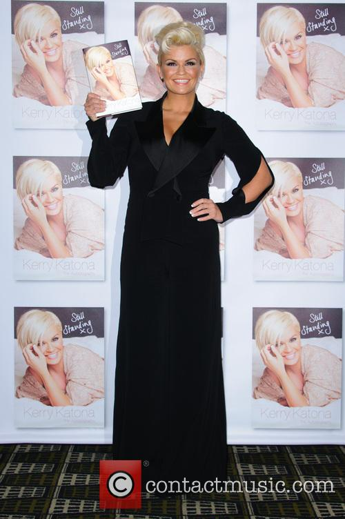 Kerry Katona, Still Standing, The Autobiography and Century Club 10