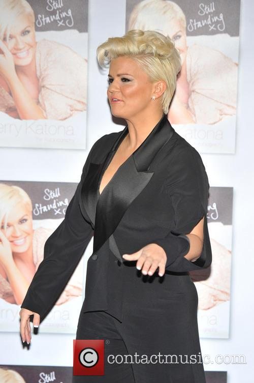 Kerry Katona, Still Standing, The Autobiography, Century Club