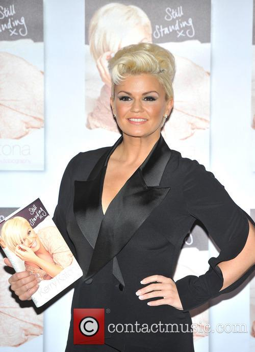 Kerry Katona, Still Standing, The Autobiography and Century Club 3