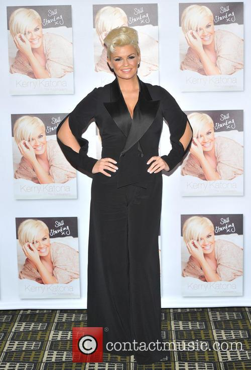 Kerry Katona, Still Standing, The Autobiography and Century Club 8