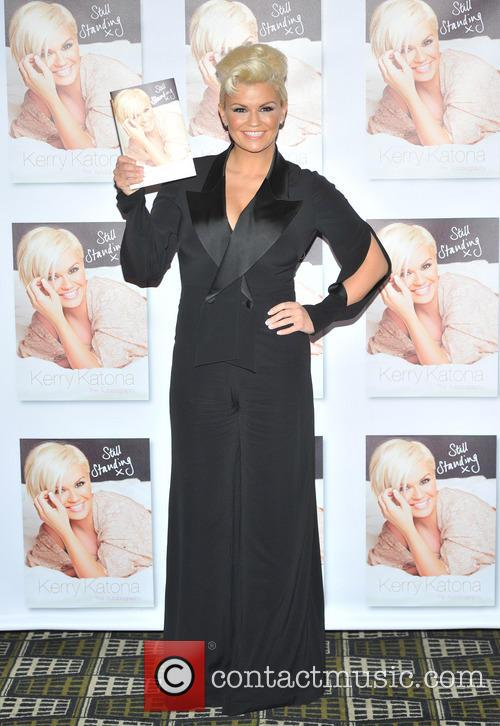 Kerry Katona, Still Standing, The Autobiography and Century Club 5