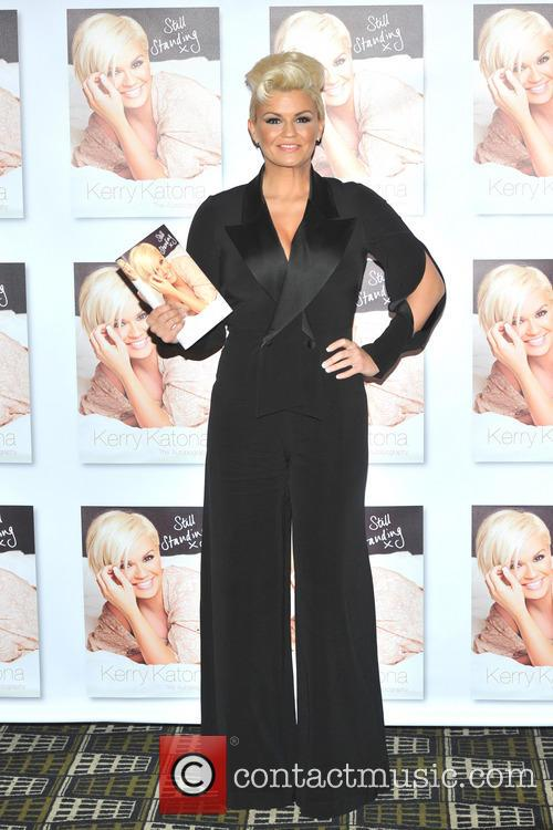 Kerry Katona, Still Standing, The Autobiography and Century Club 7