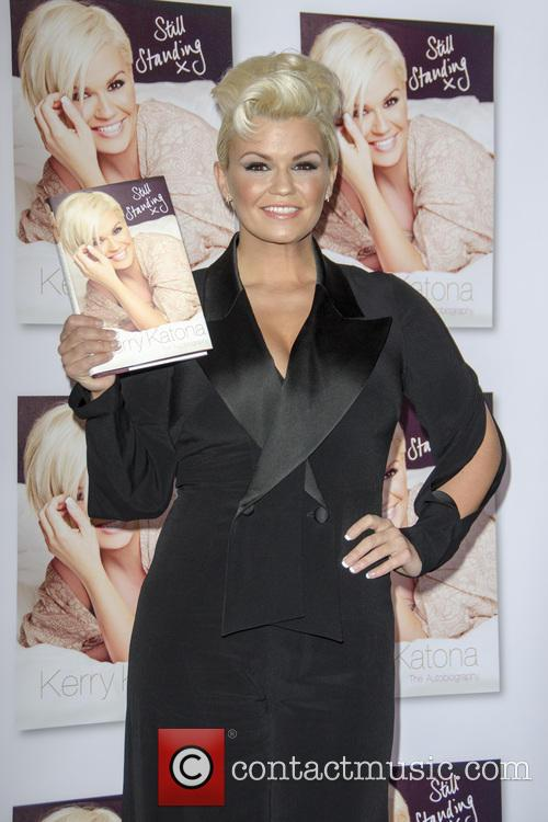 Kerry Katona, Still Standing, The Autobiography and Century Club 12