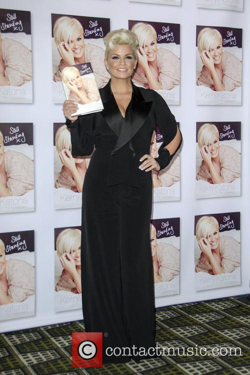 Kerry Katona, Still Standing, The Autobiography and Century Club 11