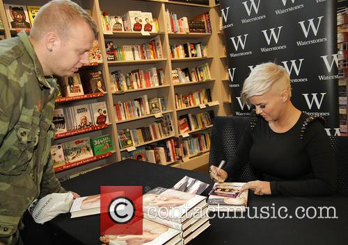 Kerry Katona, Still Standing and Liverpool One Waterstones 5
