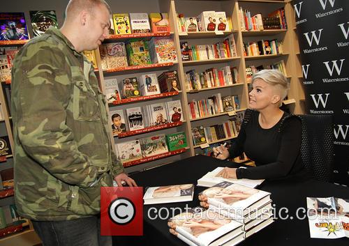 Kerry Katona, Still Standing and Liverpool One Waterstones 10