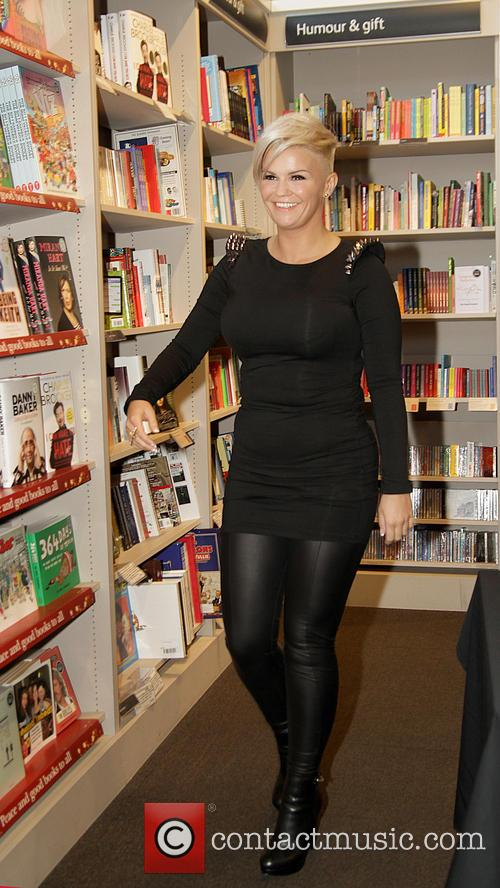 Kerry Katona, Still Standing and Liverpool One Waterstones 4