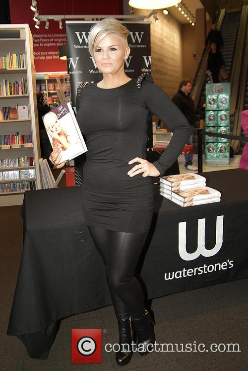 Kerry Katona, Still Standing and Liverpool One Waterstones 8