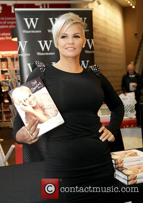 Kerry Katona, Still Standing and Liverpool One Waterstones 2