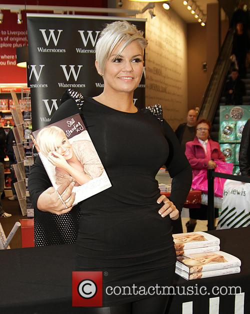 Kerry Katona, Still Standing and Liverpool One Waterstones 9