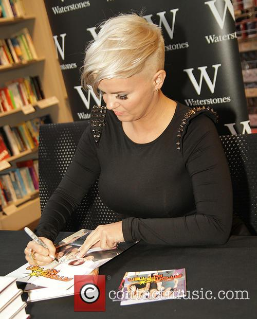 Kerry Katona, Still Standing and Liverpool One Waterstones 3