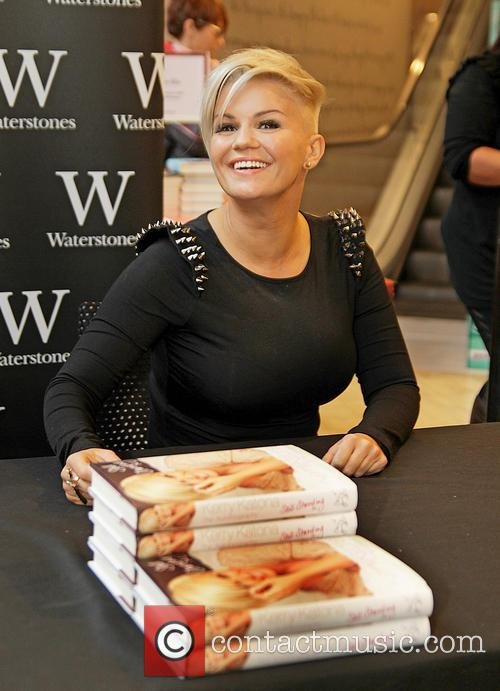 Kerry Katona, Still Standing and Liverpool One Waterstones 7