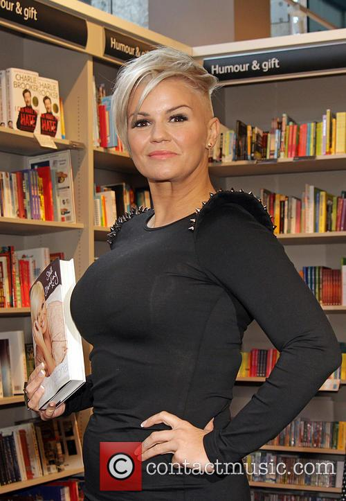 Kerry Katona, Still Standing and Liverpool One Waterstones 1