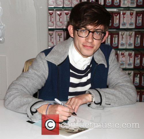 Kevin McHale and Glee 3