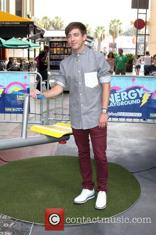 Kevin Mchale and Hollywood And Highland 8
