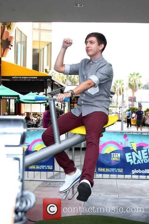 Kevin Mchale and Hollywood And Highland 9