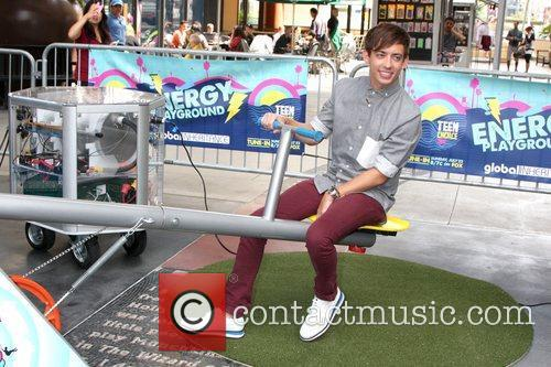 Kevin Mchale and Hollywood And Highland 11