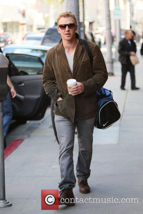 Kevin McKidd out and about in Beverly Hills...