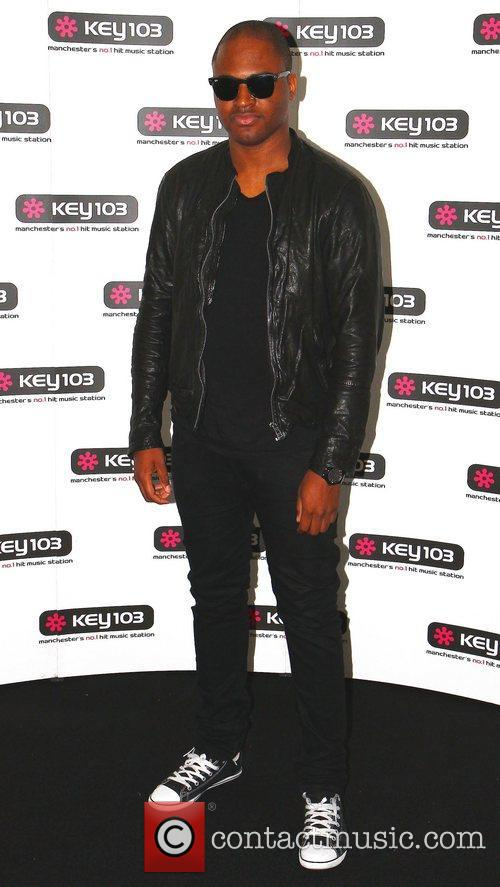 Key 103 Live at Manchester Arena - Backstage