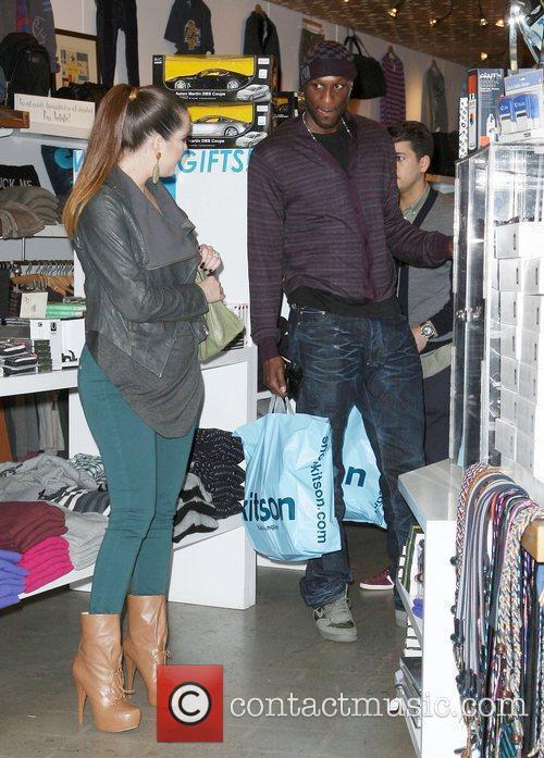 Lamar Odom and Khloe Kardashian 8
