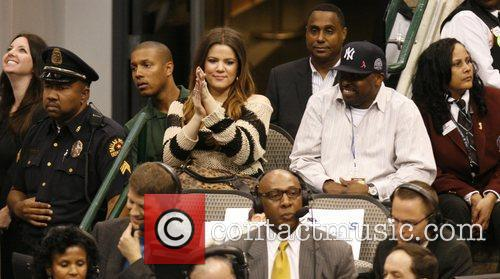 Khloe Kardashian and Dallas 3