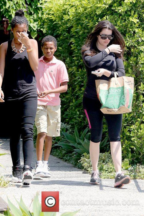 Khloe Kardashian and Lamar Odom 7