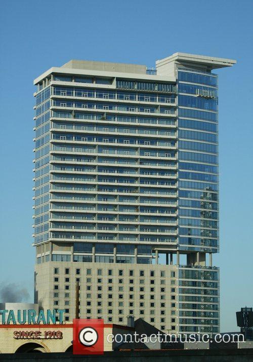 General view of the W Hotel  Dallas,...