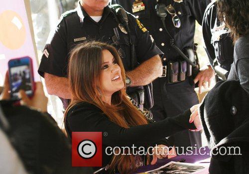 Khloe Kardashian and Dallas 7