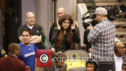 Khloe Kardashian, Dallas and Mark Cuban 10