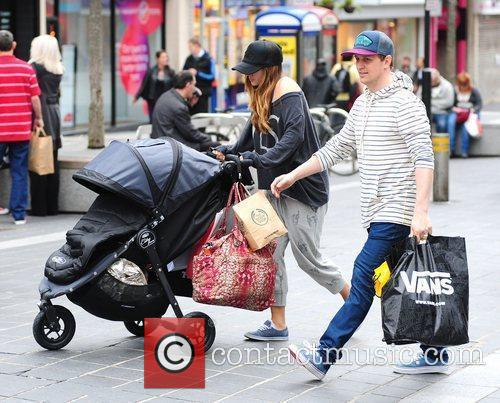 Kian Egan and Jodi Albert 1