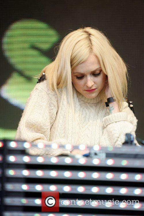 Fearne Cotton,  at the Radio 1 'Kick...