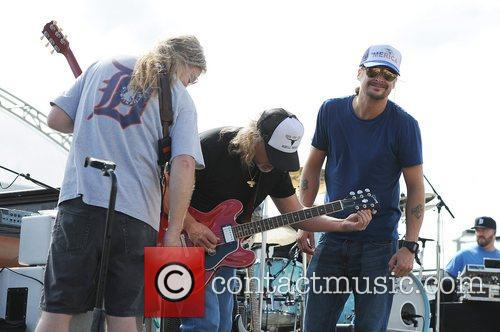 Kid Rock, Ford Ecoboost, Homestead Miami and Speedway 11