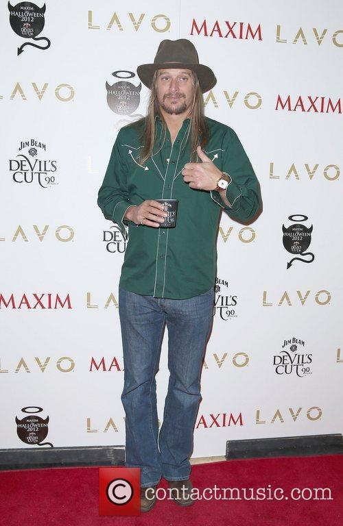 Maxim 2012 Halloween Party Hosted By Kid Rock...