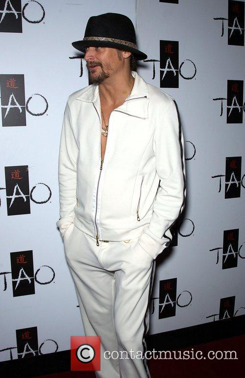 Kid Rock concert after party at TAO nightclub...