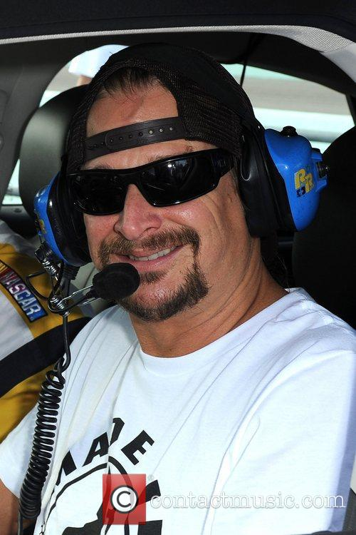 Kid Rock, Sprint Cup Series Ford, Ecoboost, Homestead Miami, Speedway Homestead and Florida 4