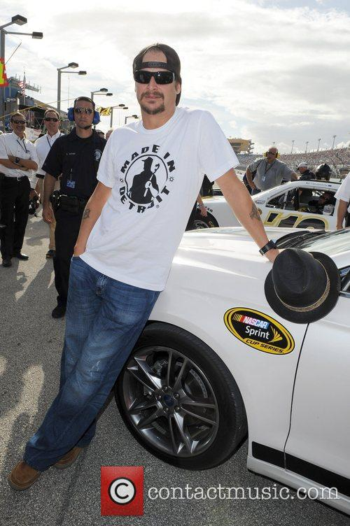 Kid Rock, Sprint Cup Series Ford, Ecoboost, Homestead Miami, Speedway Homestead, Florida