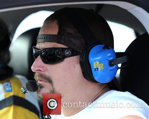 Kid Rock, Sprint Cup Series Ford, Ecoboost, Homestead Miami, Speedway Homestead and Florida 7