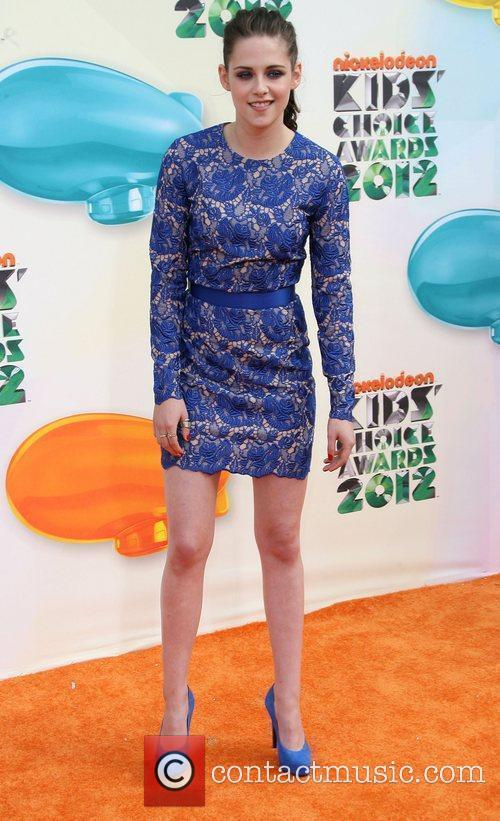 Kristen Stewart 2012 Kids Choice Awards held at...