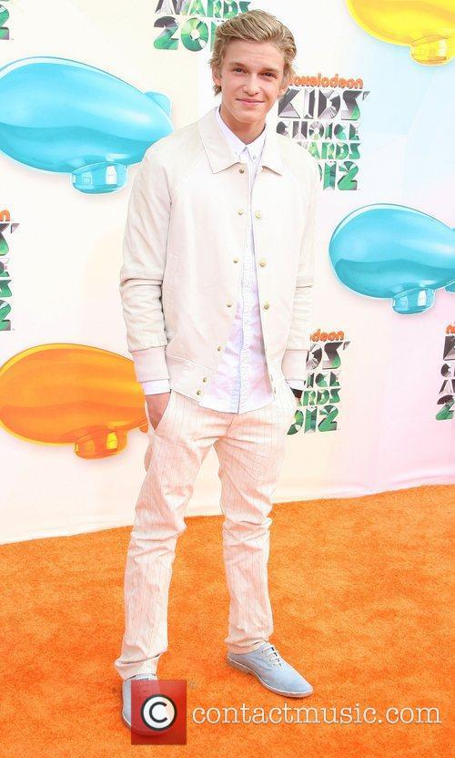 Cody Simpson 2012 Kids Choice Awards held at...