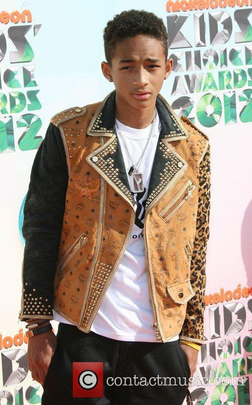 Jada Pinkett Smith 2012 Kids Choice Awards held...