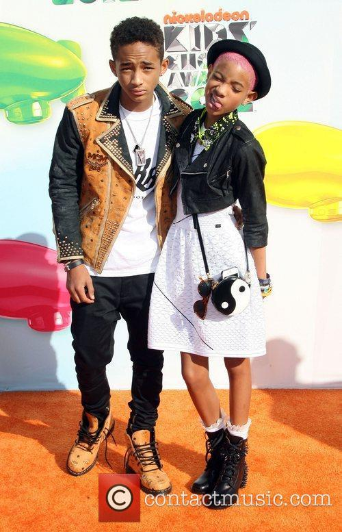 Jaden Smith and Willow Smith 2012 Kids Choice...