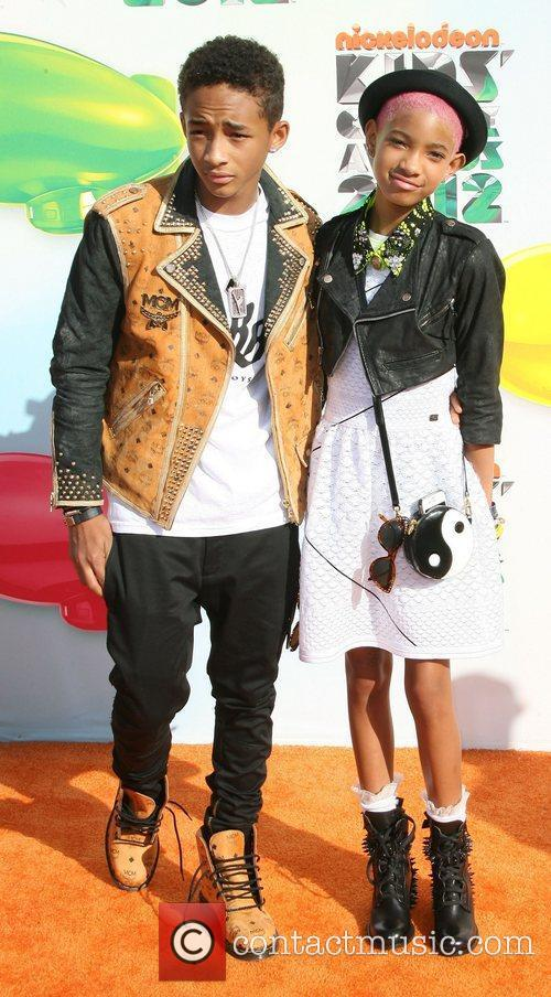 Jaden Smith and Willow Smith 4