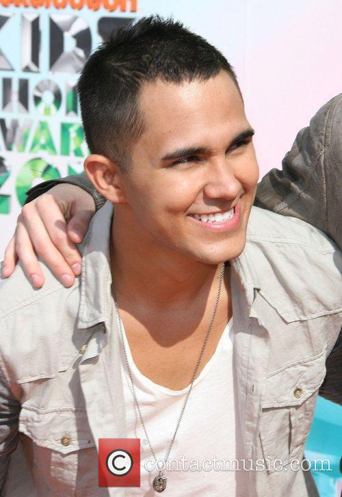 Carlos Pena of the boy band 'Big Time...