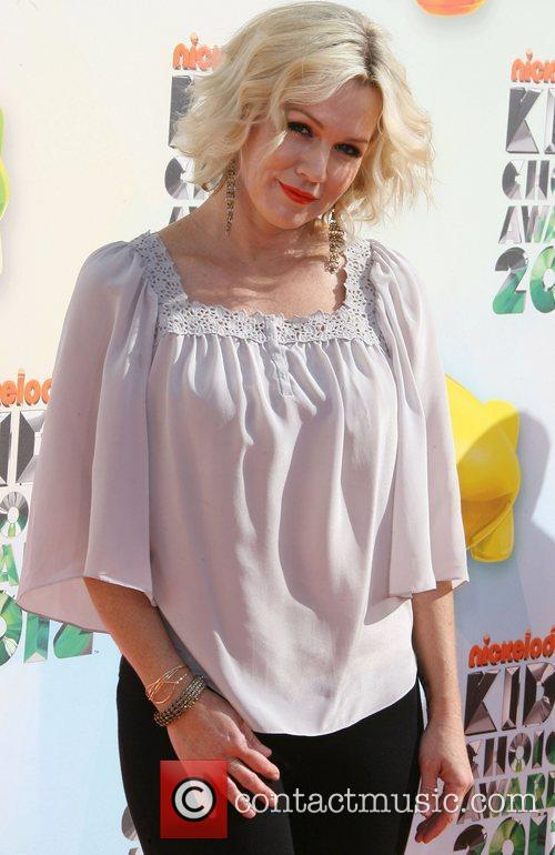 Jennie Garth 2012 Kids Choice Awards held at...